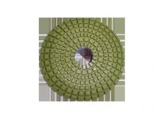 Convex pad
